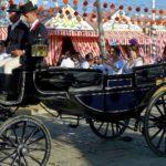 Seville April Fair. Spain.