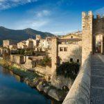 Besalú. Girona. Spain
